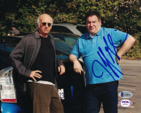 """Jeff Garlin Signed """"Curb Your Enthusiasm"""" 8x10 Photo (Beckett COA) at PristineAuction.com"""