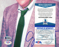 """George Wendt Signed """"Cheers"""" 8x10 Photo (Beckett COA) at PristineAuction.com"""