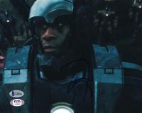"Don Cheadle Signed ""Iron Man 2"" 8x10 Photo (Beckett COA) at PristineAuction.com"