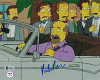 """Rob Reiner Signed """"The Simpsons"""" 8x10 Photo (Beckett COA) at PristineAuction.com"""