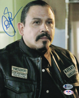 """Emilio Rivera Signed """"Sons of Anarchy"""" 8x10 Photo (Beckett COA) at PristineAuction.com"""