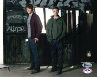"Jensen Ackles & Jared Padalecki Signed ""Supernatural"" 8x10 Photo (Beckett COA) at PristineAuction.com"