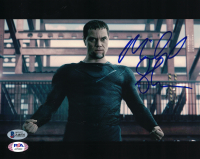 """Michael Shannon Signed """"Man of Steel"""" 8x10 Photo (Beckett COA) at PristineAuction.com"""