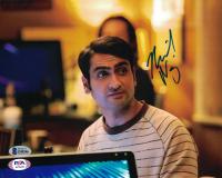 "Kumail Nanjiani Signed ""Silicon Valley"" 8x10 Photo (Beckett COA) at PristineAuction.com"