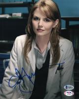 "Jennifer Morrison Signed ""House"" 8x10 Photo (Beckett COA) at PristineAuction.com"