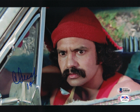 """Cheech Marin Signed """"Up in Smoke"""" 8x10 Photo Inscribed """"17"""" (Beckett COA) at PristineAuction.com"""