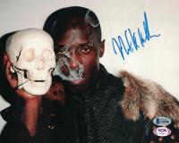 Michael K. Williams Signed 8x10 Photo (Beckett COA) at PristineAuction.com