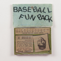 1971 Topps Baseball Card Fun Pack with (10) Cards (See Description) at PristineAuction.com