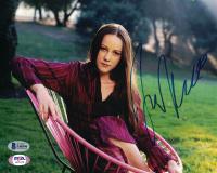 Jena Malone Signed 8x10 Photo (Beckett COA) at PristineAuction.com