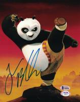 "Jack Black Signed ""Kung Fu Panda"" 8x10 Photo (Beckett COA) at PristineAuction.com"