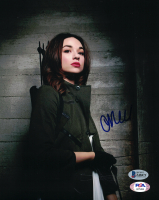 """Crystal Reed Signed """"Teen Wolf"""" 8x10 Photo (Beckett COA) at PristineAuction.com"""