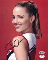 """Dianna Agron Signed """"Glee"""" 8x10 Photo (Beckett COA) at PristineAuction.com"""