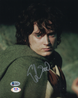"""Elijah Wood Signed """"The Lord of the Rings"""" 8x10 Photo (Beckett COA) at PristineAuction.com"""