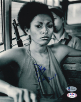 Pam Grier Signed 8x10 Photo (Beckett COA) at PristineAuction.com