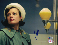 "Elisabeth Moss Signed ""Mad Men"" 8x10 Photo (Beckett COA) at PristineAuction.com"