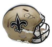 Darren Sproles Signed Saints Full-Size Authentic On-Field Speed Helmet (Radtke COA) at PristineAuction.com