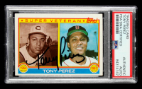 Tony Perez Signed 1983 Topps #716 SV (PSA Encapsulated) at PristineAuction.com
