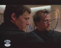 """Norman Reedus & Sean Patrick Flanery Signed """"The Boondock Saints"""" 8x10 Photo (Beckett COA) at PristineAuction.com"""