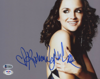 Rachael Leigh Cook Signed 8x10 Photo (Beckett COA) at PristineAuction.com