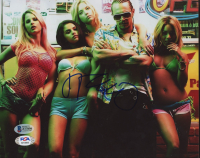 """James Franco Signed """"Spring Breakers"""" 8x10 Photo (Beckett COA) at PristineAuction.com"""