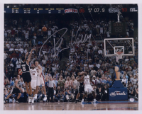 Robert Horry Signed Spurs 16x20 Photo (PSA COA) at PristineAuction.com