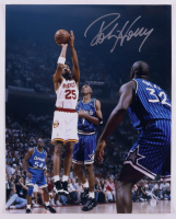 Robert Horry Signed Rockets 16x20 Photo (PSA COA) at PristineAuction.com