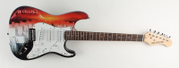 """Lars Ulrich Signed Custom Metallica """"Master of Puppets"""" 39"""" Electric Guitar (Beckett COA) (See Description) at PristineAuction.com"""