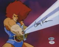 "Larry Kenney Signed ""ThunderCats"" 8x10 Photo (Beckett COA) at PristineAuction.com"