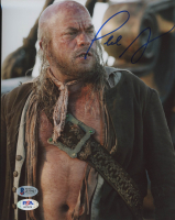 """Lee Arenberg Signed """"Pirates of the Caribbean: At World's End"""" 8x10 Photo (Beckett COA) at PristineAuction.com"""