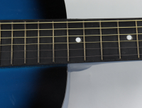 """38"""" Acoustic Guitar Band-Signed by (7) with Pete Best, Rod David, Andy White (JSA COA & JSA ALOA) (See Description) at PristineAuction.com"""