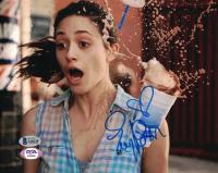 "Emmy Rossum Signed ""Shameless"" 8x10 Photo (Beckett COA) at PristineAuction.com"