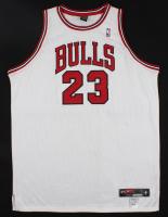 Michael Jordan Signed Bulls Jersey (UDA Hologram) at PristineAuction.com