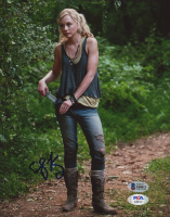 """Emily Kinney Signed """"The Walking Dead"""" 8x10 Photo (Beckett COA) at PristineAuction.com"""