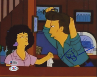 """Ted Danson Signed """"The Simpsons"""" 8x10 Photo (Beckett COA) at PristineAuction.com"""
