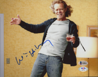 "William H. Macy Signed ""Shameless"" 8x10 Photo (Beckett COA) at PristineAuction.com"