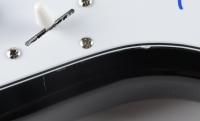 "Post Malone Signed 38"" Electric Guitar (AutographCOA COA) (See Description) at PristineAuction.com"