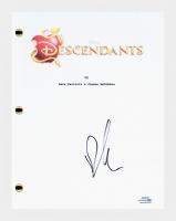 """Dove Cameron Signed """"Descendants"""" Movie Script (AutographCOA COA) at PristineAuction.com"""