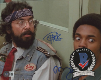 """Tommy Chong & Michael Winslow Signed """"Cheech & Chong's Next Movie"""" 8x10 Photo (Beckett Hologram) at PristineAuction.com"""