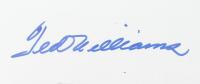 Ted Williams Signed 16x20 Photo (UDA COA) at PristineAuction.com