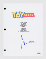 """Tim Allen Signed """"Toy Story"""" Movie Script (Beckett COA) at PristineAuction.com"""