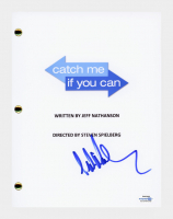 """Frank Abagnale Signed """"Catch Me If You Can"""" Movie Script (AutographCOA COA) at PristineAuction.com"""
