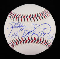 "Sammy Sosa Signed 2000 All-Star Game Baseball Inscribed ""HR Derby Champ"" (Beckett COA) (See Description) at PristineAuction.com"
