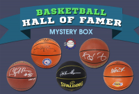 Schwartz Sports Basketball Hall of Famer Signed Basketball Mystery Box - Series 4 (Limited to 100) (Pristine Exclusive Edition) at PristineAuction.com