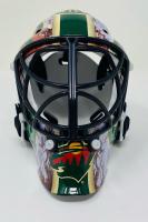 Kaapo Kahkonen Signed Wild Mini Goalie Mask (Fanatics Hologram) at PristineAuction.com