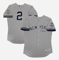 Derek Jeter Signed 2009 Yankees Jersey (Steiner COA) at PristineAuction.com