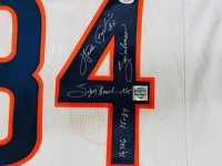 """Walter Payton Signed Jersey Inscribed """"Sweetness"""", """"16,726"""" & """"Super Bowl XX"""" (PSA LOA) at PristineAuction.com"""