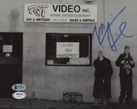 "Kevin Smith Signed ""Mallrats"" 8x10 Photo (Beckett COA) at PristineAuction.com"