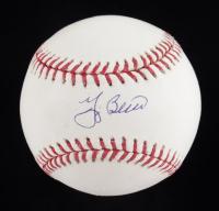 Yogi Berra Signed OML Baseball (JSA Hologram) at PristineAuction.com