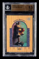 Kobe Bryant 1996-97 UD3 #19 RC (BGS 9.5) at PristineAuction.com