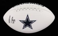 Amari Cooper Signed Cowboys Logo Football (JSA COA) at PristineAuction.com